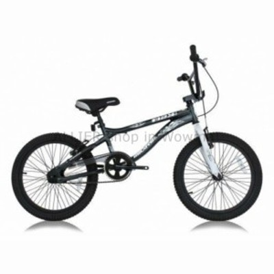 BMX Micargi自転車MBX 2.0 20インチBMX Vブレーキ48Hブラック  Micargi Bicycles MBX