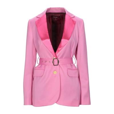 シエス・マルジャン SIES MARJAN テーラードジャケット ピンク 2 バージンウール 100% / レーヨン テーラードジャケット