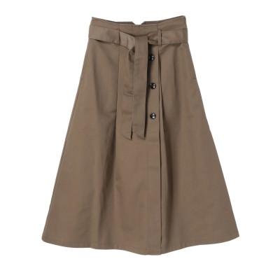 womens ラップ風スカート