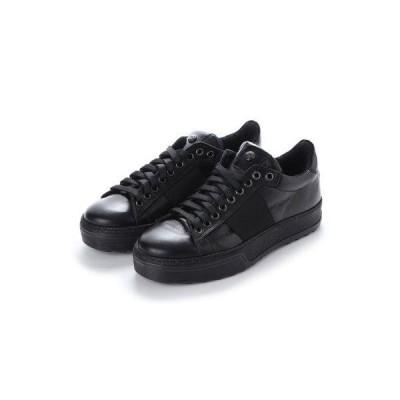 ヨーロッパコンフォートシューズ EU Comfort Shoes JACKAL MILANO  コンフォートスニーカー(JL759) (ブラック)
