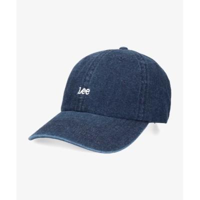 OVERRIDE / 【Lee】[WEB限定]LOW CAP DENIM / 【リー】デニム ローキャップ オーバーライド MEN 帽子 > キャップ