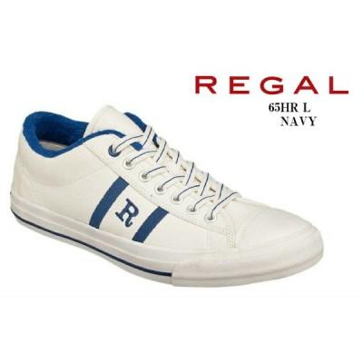 REGAL(リーガル) 65HR L カジュアルキャンパススニーカー 誕生40周年を迎える記念モデルの『R』マークスニーカー メンズ