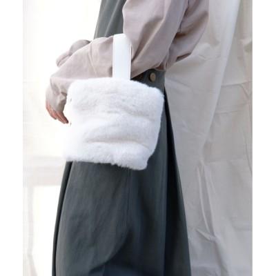 Bonjour Sagan / キンチャクツキファーバック WOMEN バッグ > ショルダーバッグ