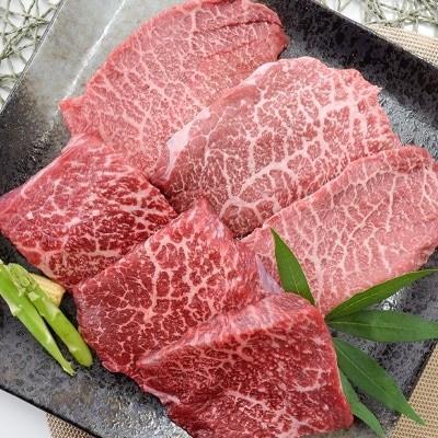 上質な赤身肉をどうぞ!A5黒毛和牛赤身ステーキ600g