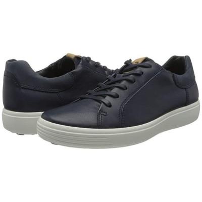 エコー Soft 7 Street Sneaker メンズ スニーカー 靴 シューズ Marine/Marine/Navy