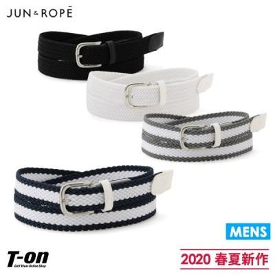 ベルト メンズ ジュン&ロペ JUN&ROPE  ゴルフ