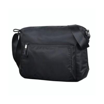 メンズ ナイロンバッグ メッセンジャーバッグ 防水 撥水 ビジネスバッグ 旅行 ショルダーバッグ 通勤 人気 おしゃれバッグ