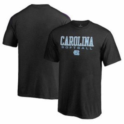 Fanatics Branded ファナティクス ブランド スポーツ用品  Fanatics Branded North Carolina Tar Heels Youth Black True Sport Softball