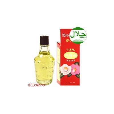本島椿 純椿油 ヘアオイル (ツバキ油100%)70ml