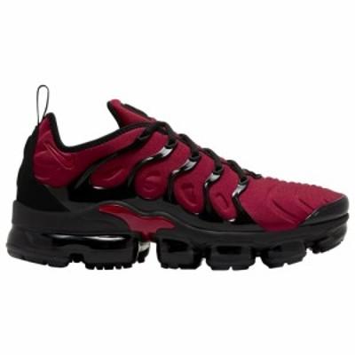 ナイキ メンズ ヴェイパーマックス プラス Nike Air Vapormax Plus スニーカー University Red/Black/White