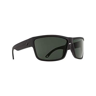 特別価格Spy Optic Rocky サングラス マットブラック HD Plus グレー グリーン好評販売中