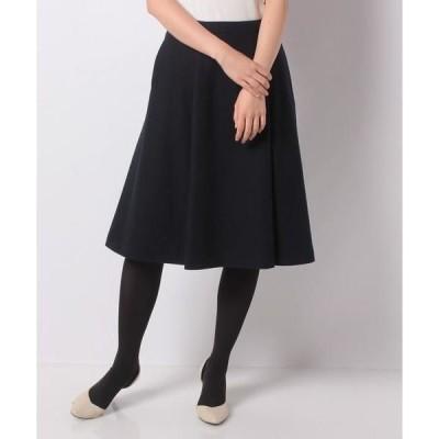 MISS J / ミス ジェイ ウールメルトン スカート