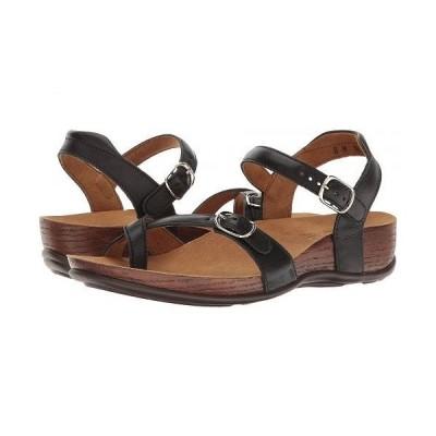 SAS サス レディース 女性用 シューズ 靴 サンダル Pampa - Black