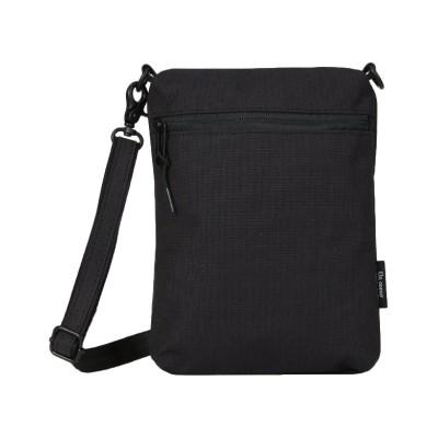 【カバンのセレクション】 アンクール ショルダーバッグ メンズ レディース ミニ 小さめ un coeur 141136 ユニセックス ブラック フリー Bag&Luggage SELECTION