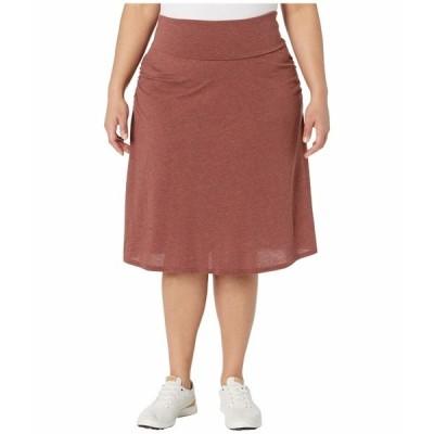 プラーナ スカート ボトムス レディース Plus Size Valencie Skirt Vino