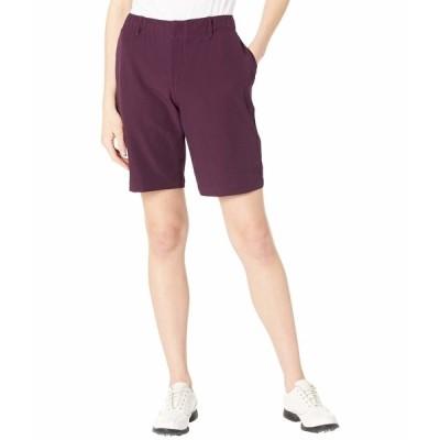 アンダーアーマー ハーフ&ショーツ ボトムス レディース Links Shorts Polaris Purple