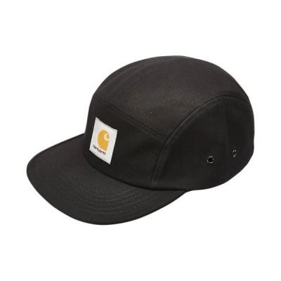 カーハート キャップ メンズ レディース 正規販売店 CARHARTT WIP 帽子 ベースボールキャップ BACKLEY CAP BLACK I016607 89