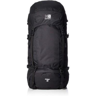 カリマー 中型トレッキングザック ridge40 Medium Black (ブラック)