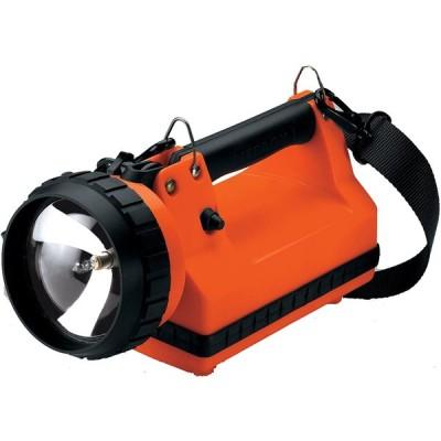 Streamlight 45116 Litebox Standard System Flashlight with AC/DC, Shoulder Strap and Mounting Rack, Orange 並行輸入品