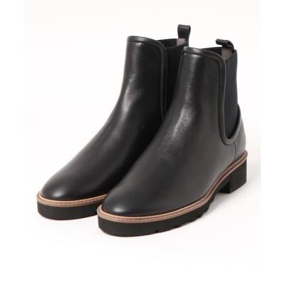 modaClea / バックゴアショートブーツ WOMEN シューズ > ブーツ
