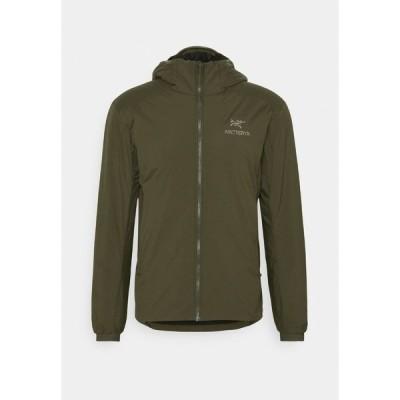 アークテリクス ジャケット&ブルゾン メンズ アウター ATOM HOODY MENS - Outdoor jacket - dracaena
