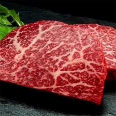 大田原牛 【極上】赤身ステーキ 2枚セット