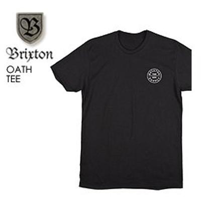 ブリクストン Tシャツ オース ブラック