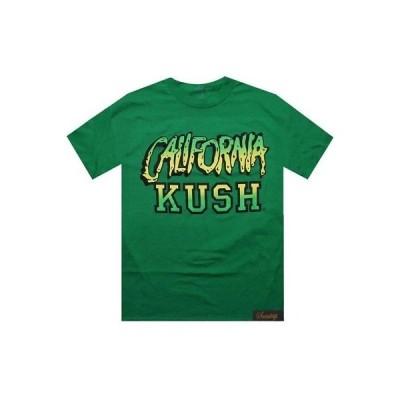 アクティブウェア トップス メンズ スニークティップ Sneaktip California Kush Tee - 420 Pack (kelly) 190742KEL