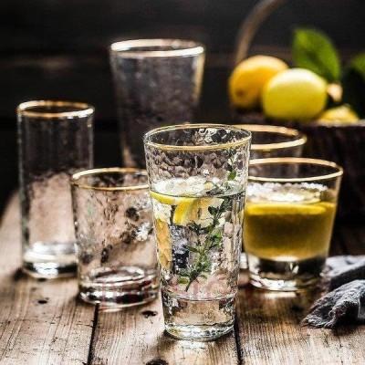 グラス 来客用セット ファッショングラス デザイングラス コップ プレゼント 贈り物 結婚祝い 引越し祝い ガラス製 焼酎 ウイスキー おしゃれ 引出物
