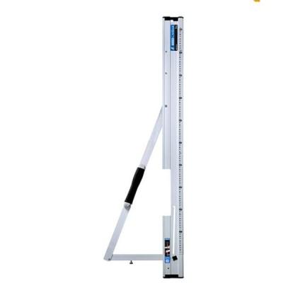 シンワ測定 78102 丸ノコガイド定規 たためるエルアングル 1m メートル目盛り