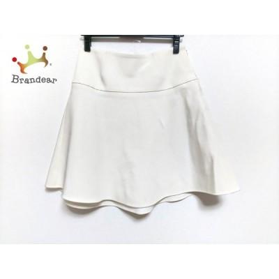 ミューズデドゥーズィエムクラス MUSE de DEUXIEME CLASSE スカート サイズ38 M レディース 白     スペシャル特価 20200923