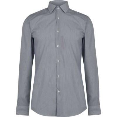 ヒューゴ ボス Hugo メンズ シャツ トップス Kenno Shirt Navy