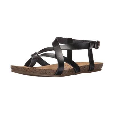 Blowfish Women's Granola Black Ankle-High Sandal - 6M