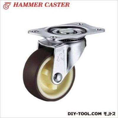 ハンマー Eシリーズ自在ウレタン車40mm 73 x 45 x 35 mm 420E-UR40-BAR01