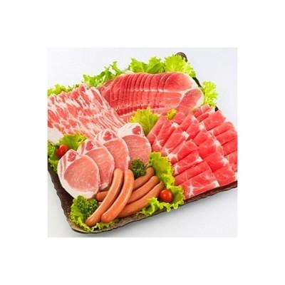 大津町 ふるさと納税 【のし付】【ファームヨシダ】えころとん・豚肉5種計1160g・バラエティーセット