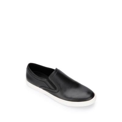 ケネスコール メンズ スニーカー シューズ Stand Slip-On Sneaker BLACK