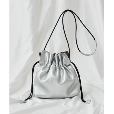 COLONY 2139 / ミニ巾着ショルダーバッグ(スムース) WOMEN バッグ > ショルダーバッグ