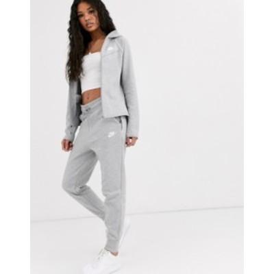 ナイキ レディース カジュアルパンツ ボトムス Nike Tech Fleece Gray Sweatpants Gray heather