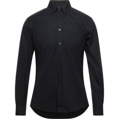 ブルックス ブラザーズ BROOKS BROTHERS メンズ シャツ トップス Solid Color Shirt Black