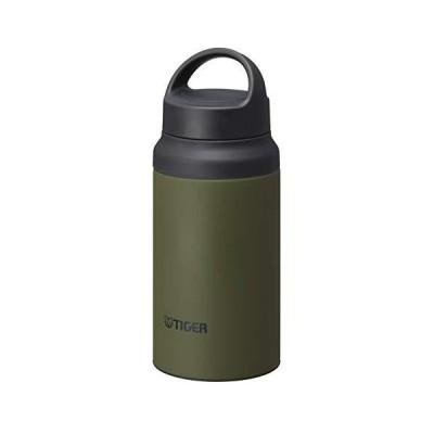 タイガー魔法瓶 水筒 サハラ ステンレスボトル 抗菌加工せん 400ml【スラントハンドル】軽量 直飲み MCZ-S040GZ