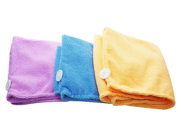 超強吸水性神奇乾髮帽(1入)【D514005】顏色隨機出貨