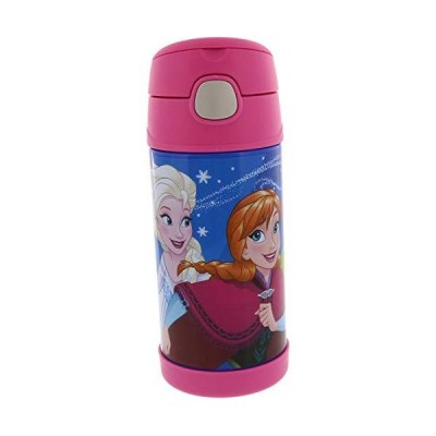 Thermos Frozen 12oz Funtainer Water Bottle - Pink【並行輸入品】