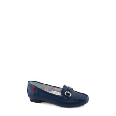 マークジョセフニューヨーク スリッポン・ローファー シューズ レディース Grand Street Loafer Ice Blue Leather