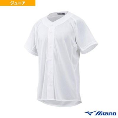 ミズノ 野球ウェア(メンズ/ユニ)  練習用シャツ/オープンタイプ/ジュニア(12JC8F88)
