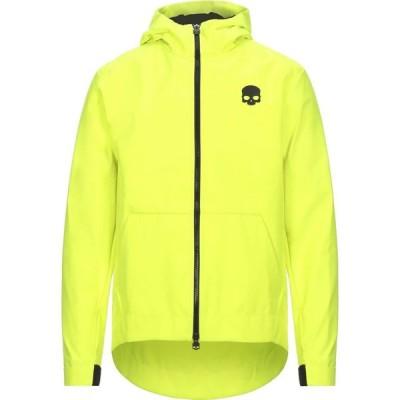 ハイドロゲン HYDROGEN メンズ ジャケット アウター Jacket Yellow