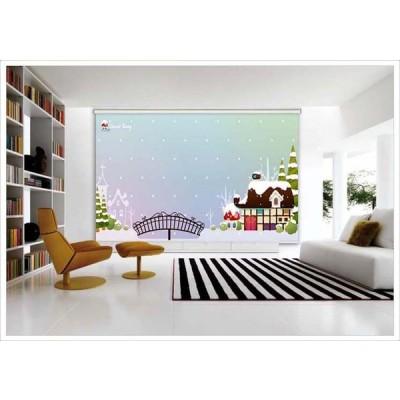 ロールスクリーン カーテン 安い キャッスル 6500_06 A1770