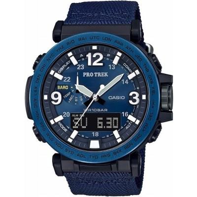 カシオ CASIO 正規品 時計 腕時計 PROTREK プロトレック メンズ ブランド PRG-600YB-2JF NAVY BLUE SERIES