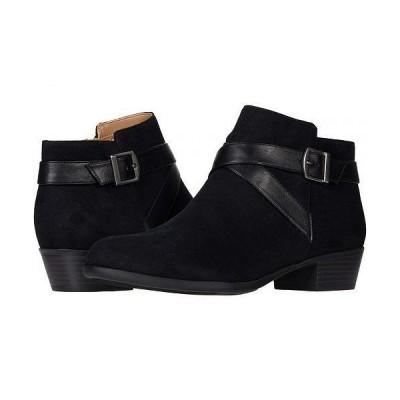 LifeStride ライフストライド レディース 女性用 シューズ 靴 ブーツ アンクル ショートブーツ Ally - Black
