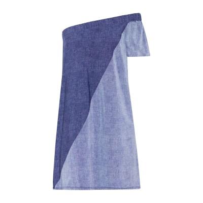 FLAGPOLE ビーチドレス ダークブルー M ナイロン 72% / ポリウレタン 28% ビーチドレス