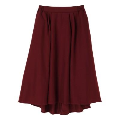 ・イレヘムフレアカラースカート